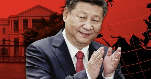 The Ccp S Model Of Social Control Goes Global Sinopsis